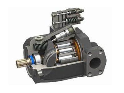 Hidraulika szivattyú, Hidraulika motor